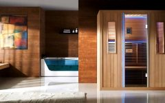 A Home Sauna Will Give An Extra Luxury Touch To Your Bathroom Design