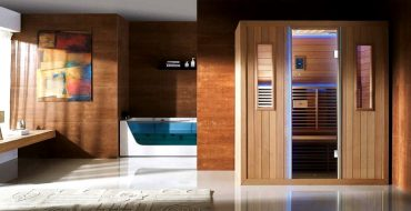 A Home Sauna Will Give An Extra Luxury Touch To Your Bathroom Design home sauna A Home Sauna Will Give An Extra Luxury Touch To Your Bathroom Design A Home Sauna Will Give An Extra Luxury Touch To Your Bathroom Design capa 370x190