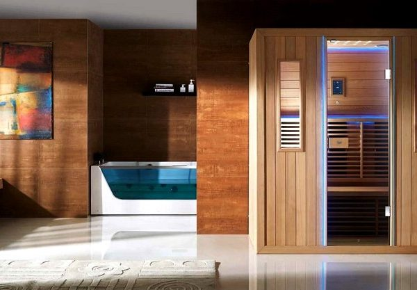 A Home Sauna Will Give An Extra Luxury Touch To Your Bathroom Design home sauna A Home Sauna Will Give An Extra Luxury Touch To Your Bathroom Design A Home Sauna Will Give An Extra Luxury Touch To Your Bathroom Design capa 600x417