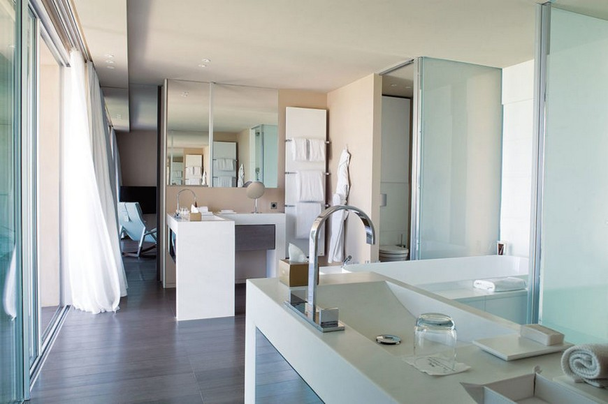 Amazing Hospitality Bathroom Design Ideas By Jean-Michel Wilmotte jean-michel wilmotte Amazing Hospitality Bathroom Design Ideas By Jean-Michel Wilmotte Amazing Hospitality Bathroom Design Ideas By Jean Michel Wilmotte 2