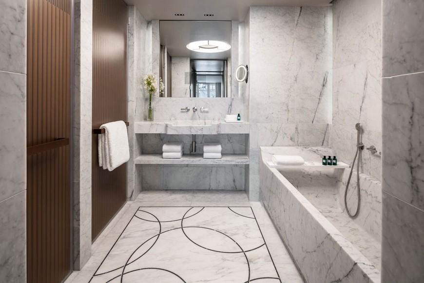 Amazing Hospitality Bathroom Design Ideas By Jean-Michel Wilmotte jean-michel wilmotte Amazing Hospitality Bathroom Design Ideas By Jean-Michel Wilmotte Amazing Hospitality Bathroom Design Ideas By Jean Michel Wilmotte 4