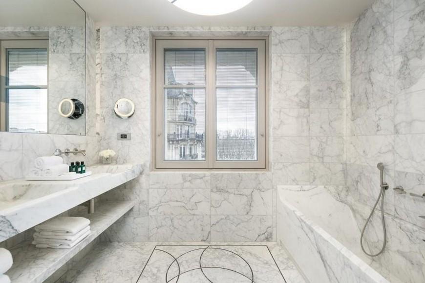 Amazing Hospitality Bathroom Design Ideas By Jean-Michel Wilmotte jean-michel wilmotte Amazing Hospitality Bathroom Design Ideas By Jean-Michel Wilmotte Amazing Hospitality Bathroom Design Ideas By Jean Michel Wilmotte
