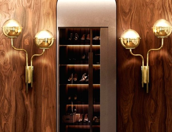 Incredible Ideas To Create A Trendy Mid-Century Modern Walk-In Closet