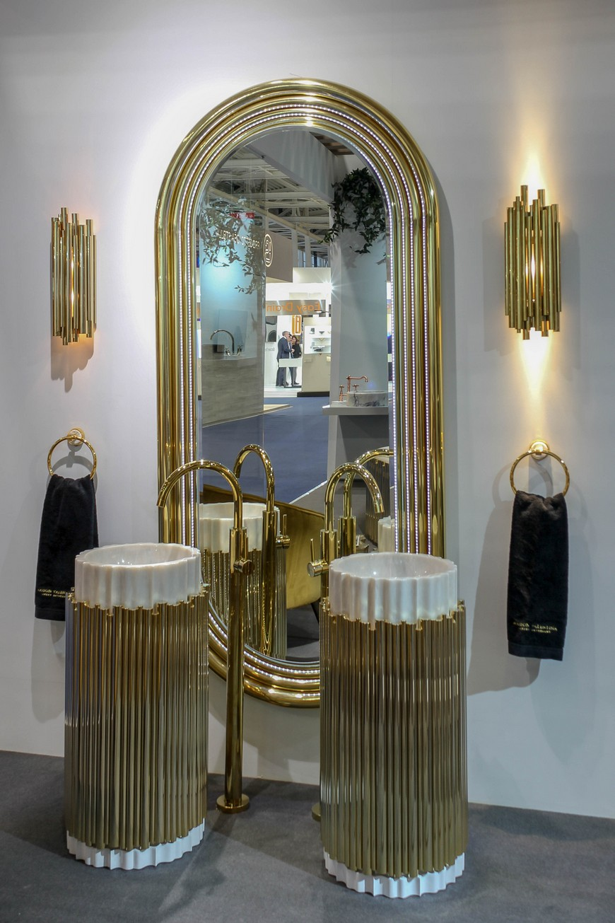 Idéobain 2019, maison valentina, paris, interior design, bathroom idéobain 2019 Idéobain 2019 – Luxury Bathroom Vanities That You Must See Luxury Bathroom Vanities That You Must See At Id C3 A9obain 2019 3