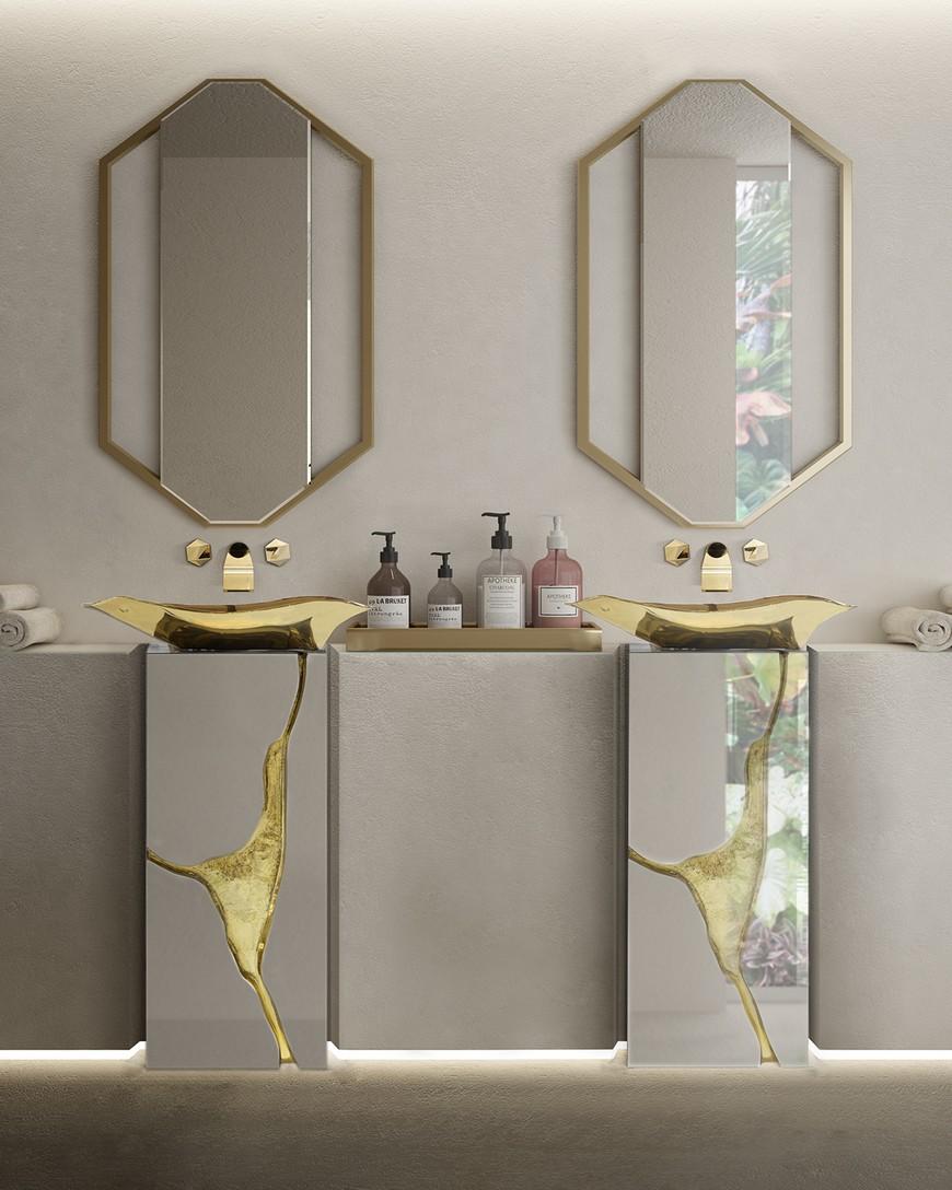 Luxury Bathroom Vanities That You Must See At Idéobain 2019 idéobain Luxury Bathroom Vanities That You Must See At Idéobain 2019 Luxury Bathroom Vanities That You Must See At Id  obain 2019 4