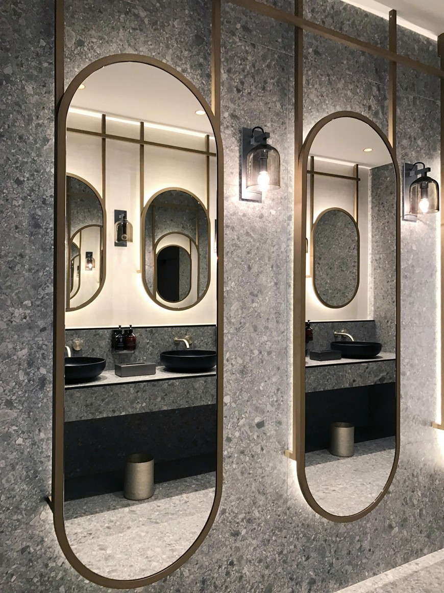 MOEM Studio Created Mid-Century Bathrooms For Barcelona's Sofia Hotel moem studio MOEM Studio Created Mid-Century Bathrooms For Barcelona's Sofia Hotel MOEM Studio Created Mid Century Bathrooms For Barcelonas Sofia Hotel