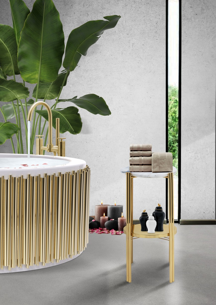 Be Inspired By These Top Luxury Bathroom Design Ideas For 2020 luxury bathroom design Be Inspired By These Top Luxury Bathroom Design Ideas For 2020 acessories 2