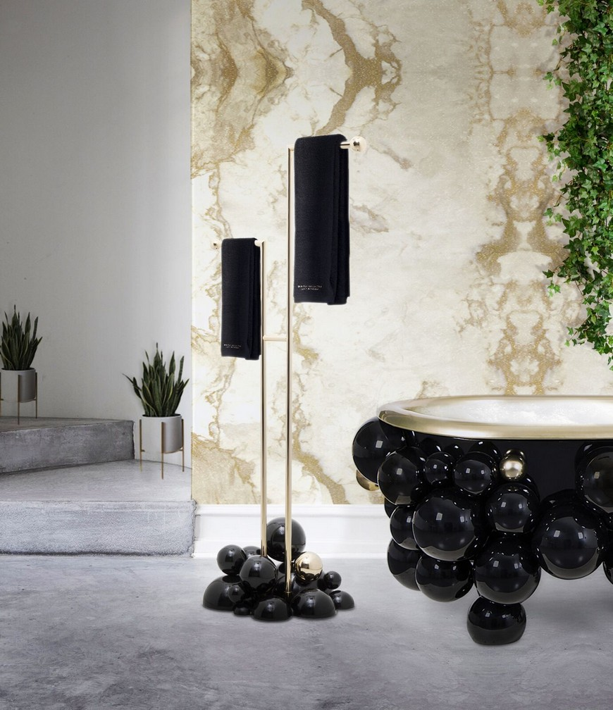 Be Inspired By These Top Luxury Bathroom Design Ideas For 2020 luxury bathroom design Luxury Bathroom Design: Be Inspired By These Top Ideas For 2020 acessories 5