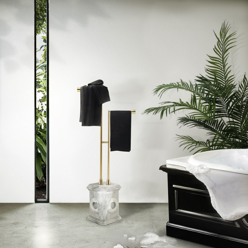 Be Inspired By These Top Luxury Bathroom Design Ideas For 2020 luxury bathroom design Be Inspired By These Top Luxury Bathroom Design Ideas For 2020 acessories 6