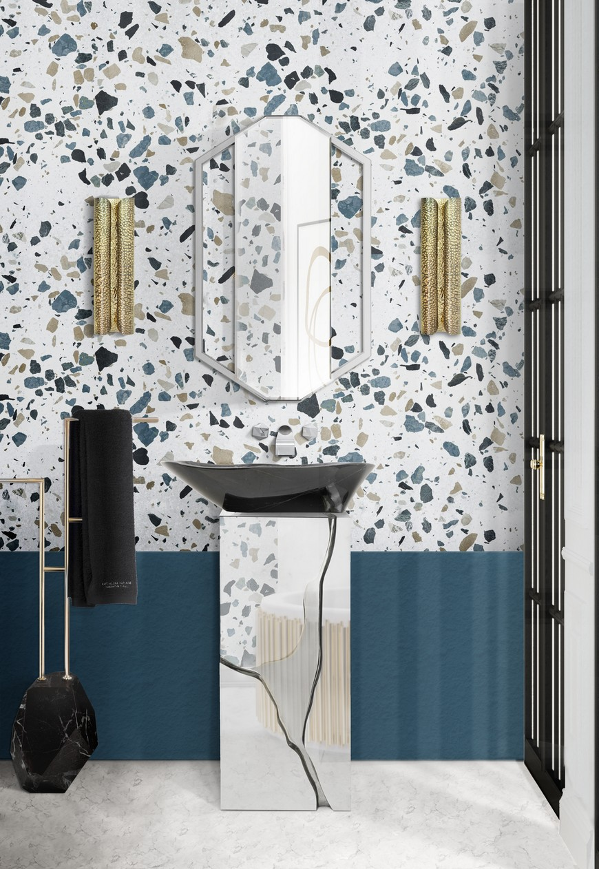 Be Inspired By These Top Luxury Bathroom Design Ideas For 2020 luxury bathroom design Be Inspired By These Top Luxury Bathroom Design Ideas For 2020 ambiente