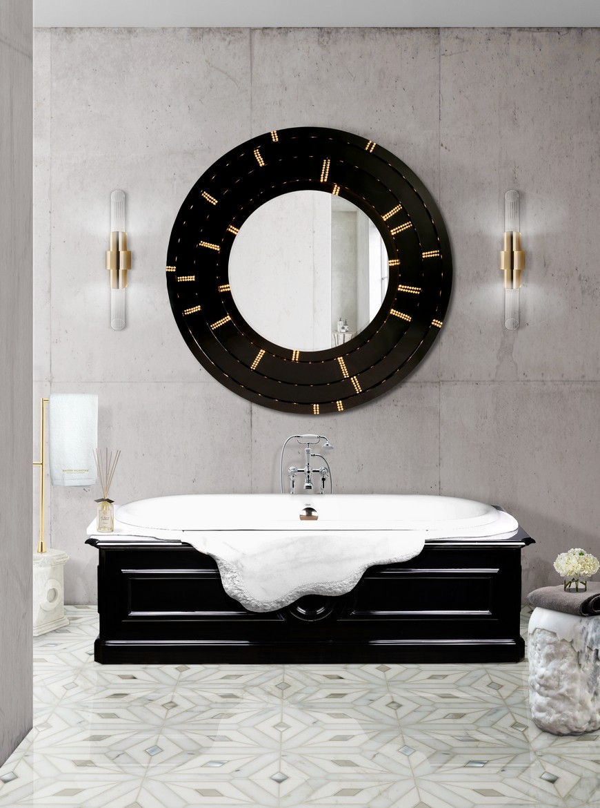 Be Inspired By These Top Luxury Bathroom Design Ideas For 2020 luxury bathroom design Luxury Bathroom Design: Be Inspired By These Top Ideas For 2020 bathtub 5
