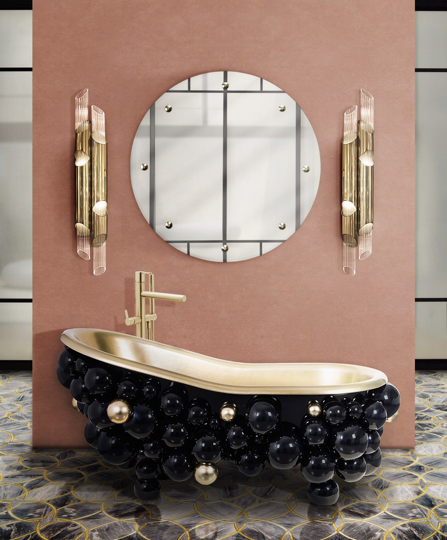 Be Inspired By These Top Luxury Bathroom Design Ideas For 2020 luxury bathroom design Be Inspired By These Top Luxury Bathroom Design Ideas For 2020 bathtub 6