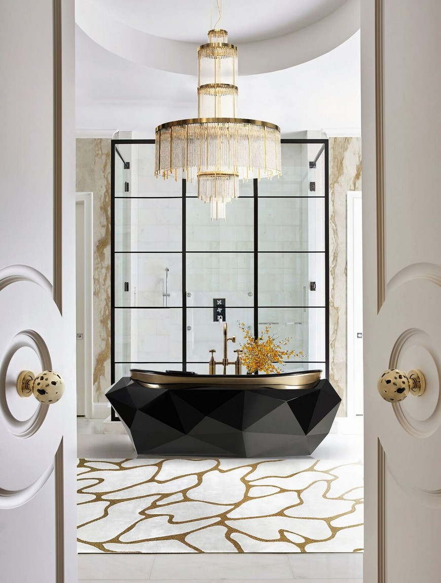 Be Inspired By These Top Luxury Bathroom Design Ideas For 2020 luxury bathroom design Luxury Bathroom Design: Be Inspired By These Top Ideas For 2020 bathtubs 2