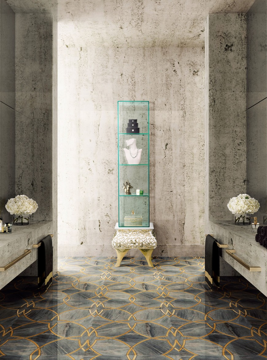 Be Inspired By These Top Luxury Bathroom Design Ideas For 2020 luxury bathroom design Be Inspired By These Top Luxury Bathroom Design Ideas For 2020 case goods 3