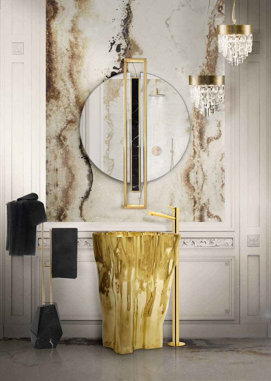 Be Inspired By These Top Luxury Bathroom Design Ideas For 2020 luxury bathroom design Luxury Bathroom Design: Be Inspired By These Top Ideas For 2020 freestanding 5
