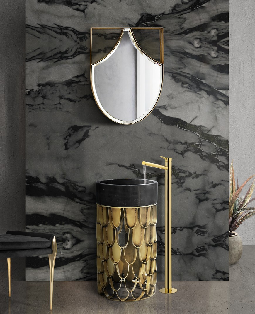 Be Inspired By These Top Luxury Bathroom Design Ideas For 2020 luxury bathroom design Luxury Bathroom Design: Be Inspired By These Top Ideas For 2020 freestanding 8