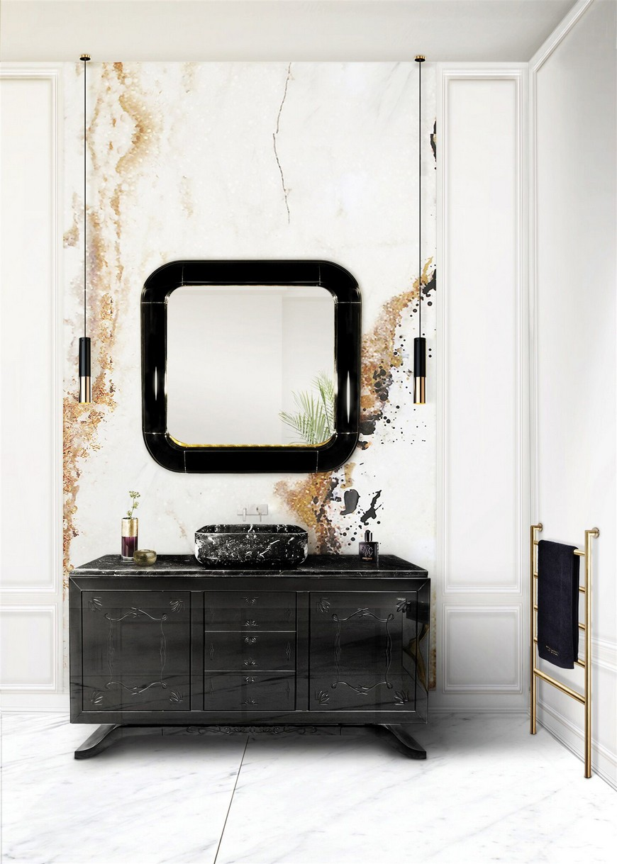 Be Inspired By These Top Luxury Bathroom Design Ideas For 2020 luxury bathroom design Be Inspired By These Top Luxury Bathroom Design Ideas For 2020 washbasin 6