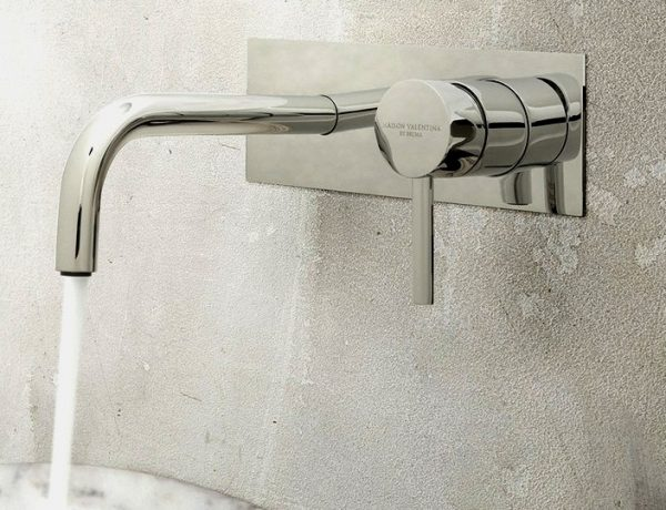 7 Incredible Wall Mounted Bathroom Taps To Upgrade Your Design wall mounted bathroom tap 7 Incredible Wall Mounted Bathroom Taps To Upgrade Your Design 7 Incredible Wall Mounted Bathroom Taps To Upgrade Your Design capa 600x460
