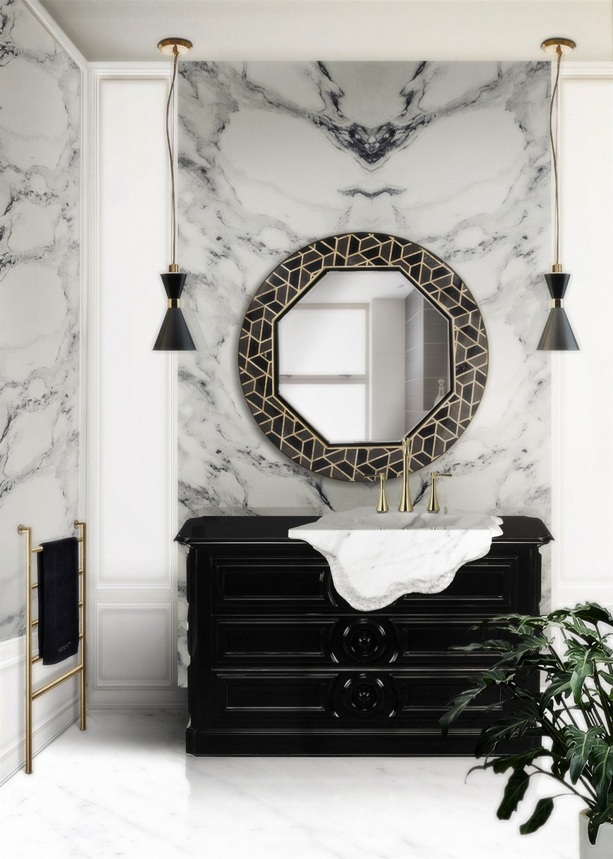 Bring Your Luxury Bathroom To The Next Level With These Washbasins luxury bathroom Bring Your Luxury Bathroom To The Next Level With These Washbasins Bring Your Luxury Bathroom To The Next Level With These Washbasins 4