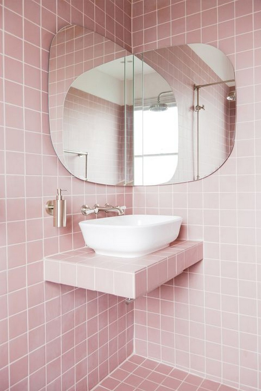 Design A Trendy Bathroom Project With Benjamin Moore's Color Of the Year benjamin moore Create A Trendy Bathroom Design With Benjamin Moore's Color Of 2020 Design A Trendy Bathroom Project With Benjamin Moores Color Of the Year 3