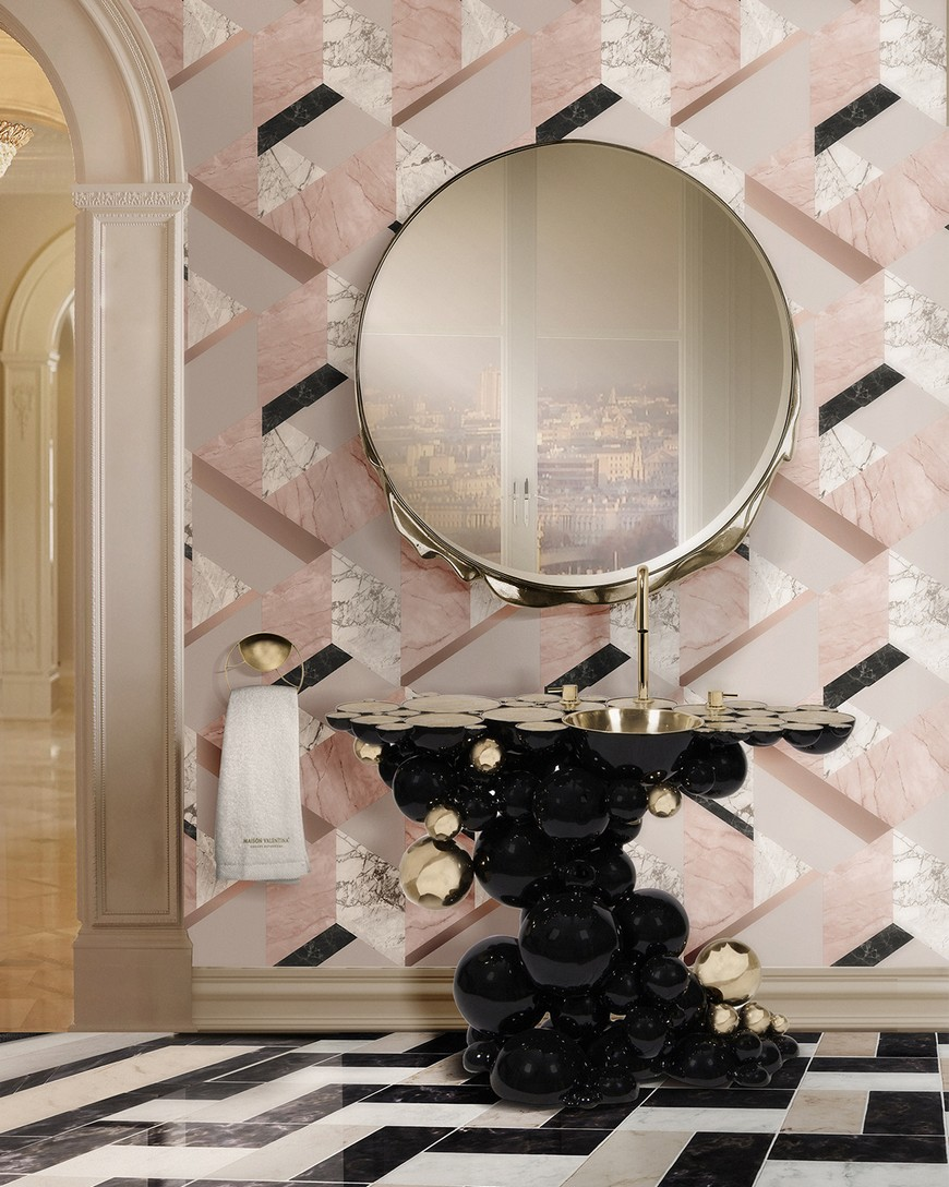Design A Trendy Bathroom Project With Benjamin Moore's Color Of the Year benjamin moore Create A Trendy Bathroom Design With Benjamin Moore's Color Of 2020 Design A Trendy Bathroom Project With Benjamin Moores Color Of the Year 5