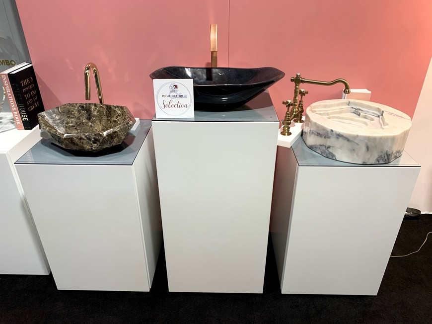 European Luxury Bathroom Brand Wins An Award At Idéobain 2019 idéobain 2019 European Luxury Bathroom Brand Wins An Award At Idéobain 2019 European Luxury Bathroom Brand Wins An Award At Id  obain 2019 3