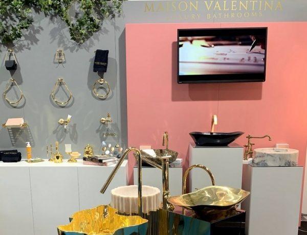European Luxury Bathroom Brand Wins An Award At Idéobain 2019