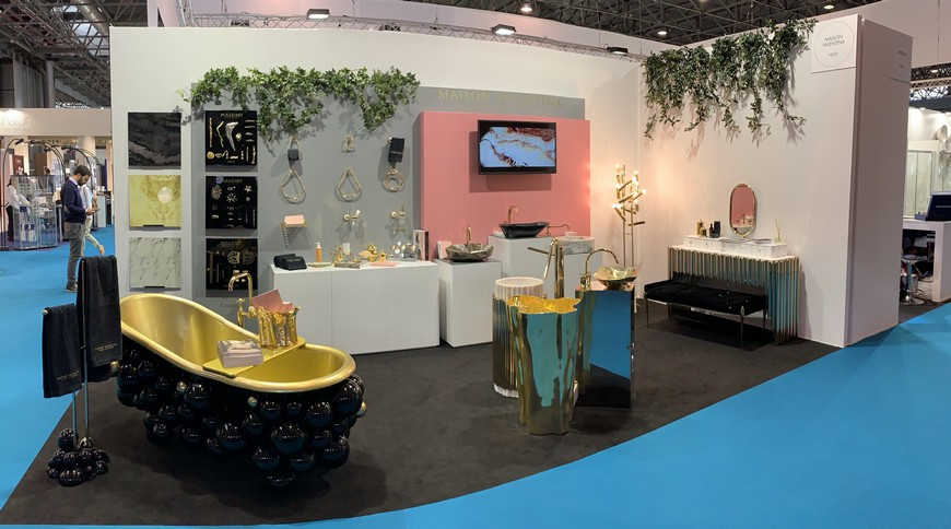 European Luxury Bathroom Brand Wins An Award At Idéobain 2019 idéobain 2019 European Luxury Bathroom Brand Wins An Award At Idéobain 2019 European Luxury Bathroom Brand Wins An Award At Id  obain 2019