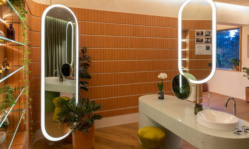 Inside The Trendy Open-Concept Bathroom Design By Comité de Proyectos comité de proyectos Inside The Trendy Open-Concept Bathroom Design By Comité de Proyectos Inside The Trendy Open Concept Bathroom Design By Comit   de Proyectos 4