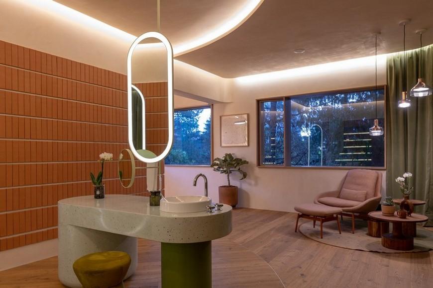 Inside The Trendy Open-Concept Bathroom Design By Comité de Proyectos comité de proyectos Inside The Trendy Open-Concept Bathroom Design By Comité de Proyectos Inside The Trendy Open Concept Bathroom Design By Comit   de Proyectos