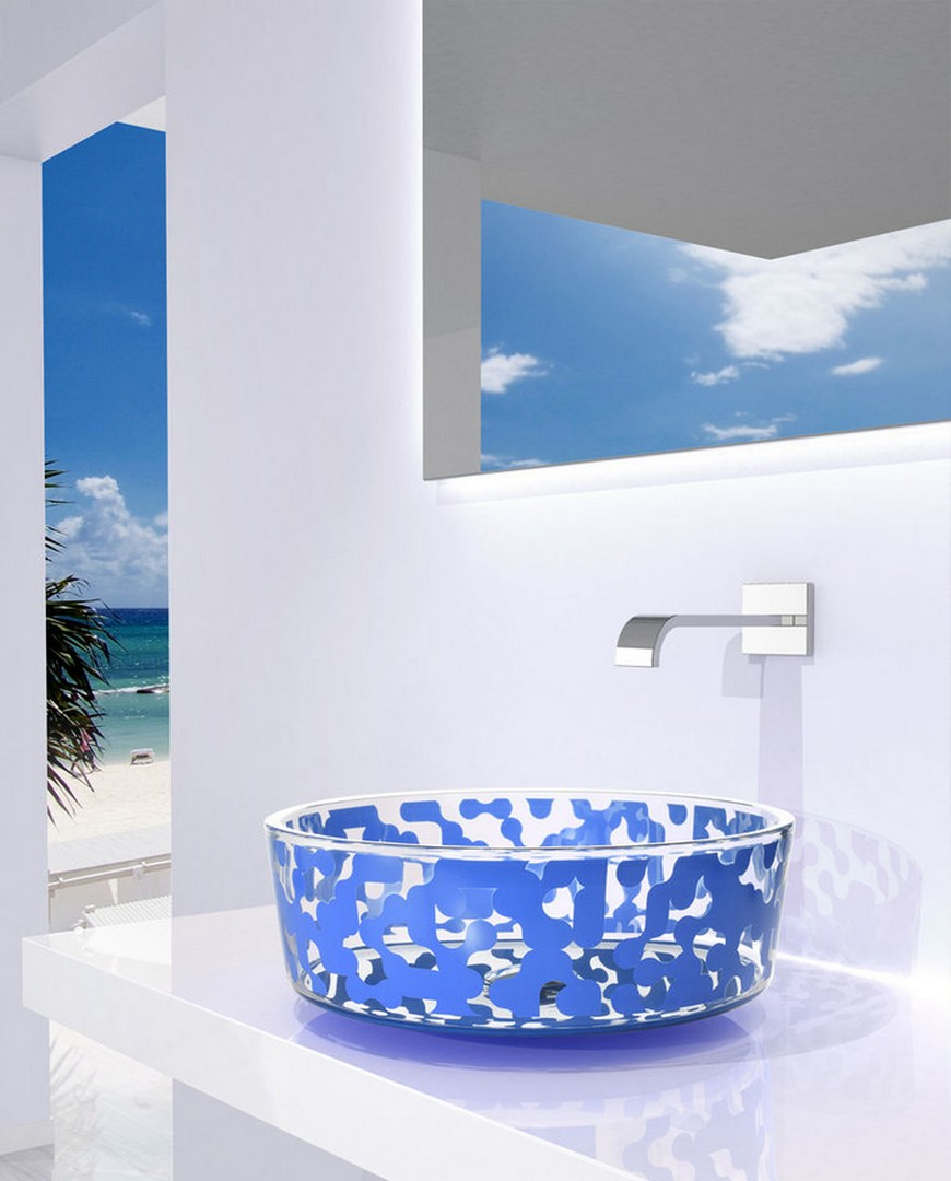 Karim Rashid's Unique Vessel Sinks Adds A Pop Of Color To Your Bathroom karim rashid Karim Rashid's Unique Vessel Sinks Adds A Pop Of Color To Your Bathroom Karim Rashids Unique Vessel Sinks Adds A Pop Of Color To Your Bathroom 5