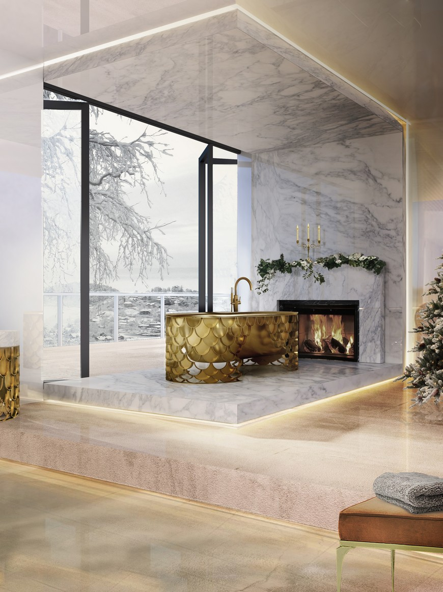 Reinvent Your Luxury Bathroom Project With These Holiday Decor Vibes luxury bathroom Reinvent Your Luxury Bathroom Project With These Holiday Decor Vibes Reinvent Your Luxury Bathroom Project With These Holiday Decor Vibes 3