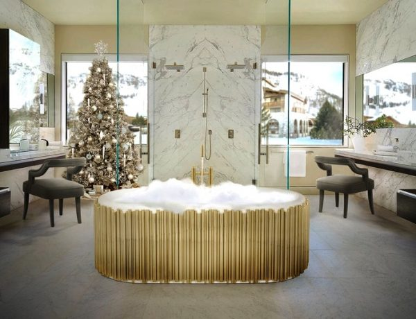 Reinvent Your Luxury Bathroom Project With These Holiday Decor Vibes luxury bathroom Reinvent Your Luxury Bathroom Project With These Holiday Decor Vibes Reinvent Your Luxury Bathroom Project With These Holiday Decor Vibes capa 600x460