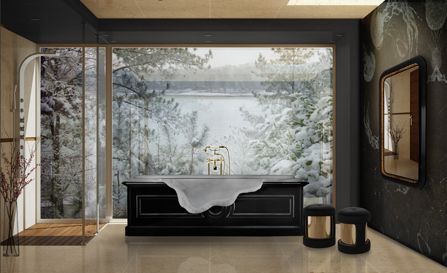 Reinvent Your Luxury Bathroom Project With These Holiday Decor Vibes luxury bathroom Reinvent Your Luxury Bathroom Project With These Holiday Decor Vibes Reinvent Your Luxury Bathroom Project With These Holiday Decor Vibes