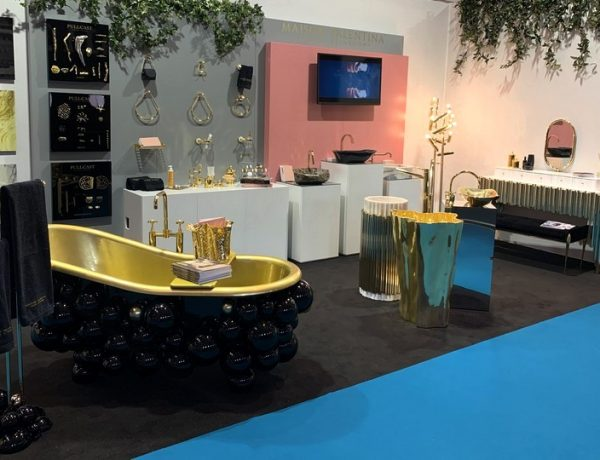 See Which Is The Best Luxury Bathroom Stand At Idéobain 2019 idéobain 2019 See Which Is The Best Luxury Bathroom Stand At Idéobain 2019 See Which Is The Best Luxury Bathroom Stand At Id  obain 2019 600x460