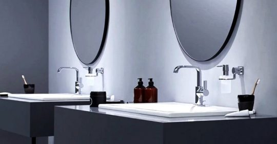 GROHE's Allure Pieces Are The Perfect Vanities To Your Bathroom Decor grohe GROHE's Allure Pieces Are The Perfect Vanities To Your Bathroom Decor GROHEs Allure Pieces Are The Perfect Vanities To Your Bathroom Decor capa 540x280 small bathroom design project Organize Your Small Bathroom Design Project With These Pinterest Tips GROHEs Allure Pieces Are The Perfect Vanities To Your Bathroom Decor capa 540x280