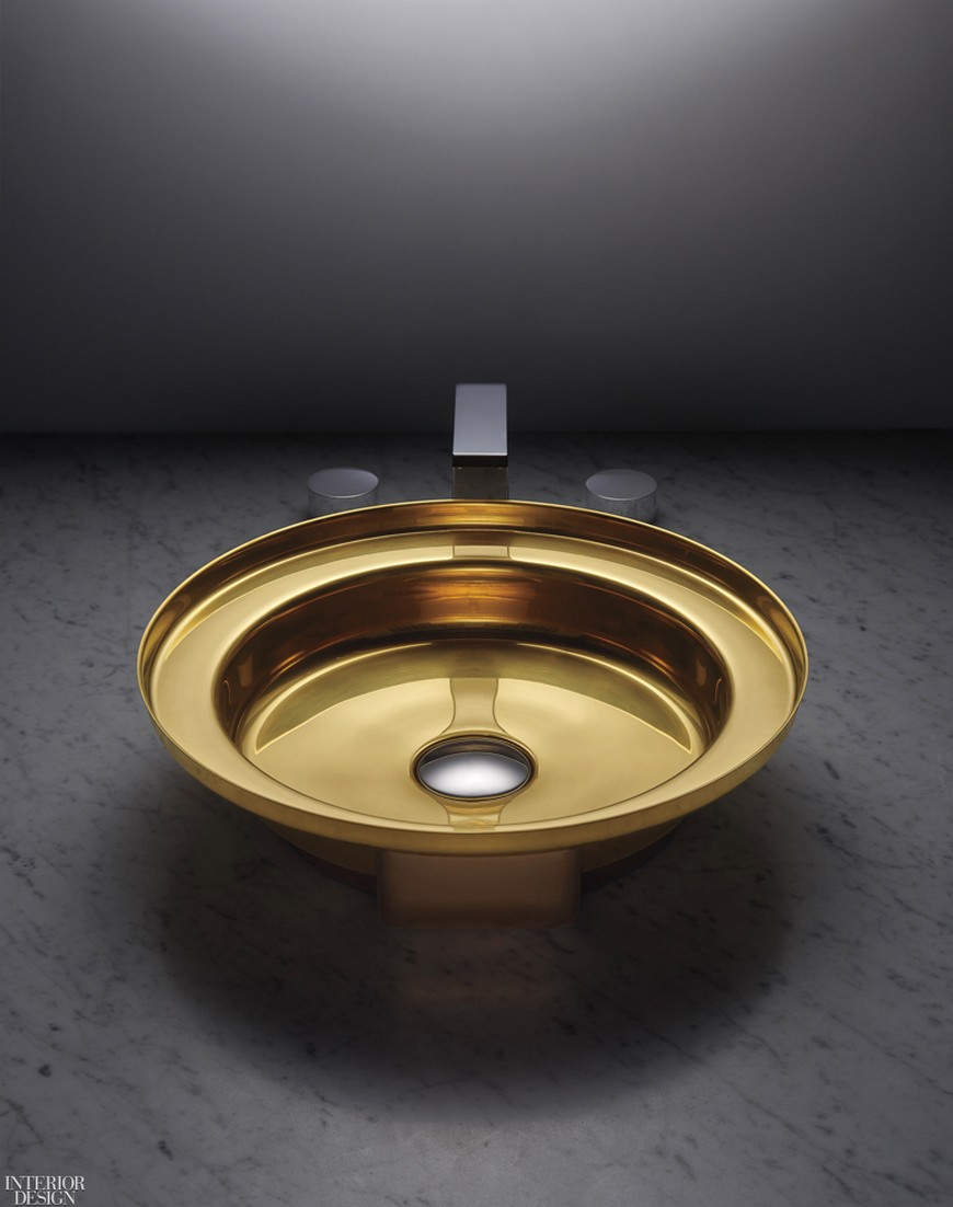Bassines Transforms Old-Fashion Basins With A Contemporary Design