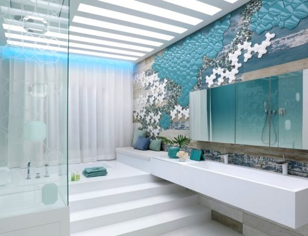 See Urbe Design Studio's Trendy Residential Project (and Bathrooms!) urbe design studio See Urbe Design Studio's Trendy Residential Project (and Bathrooms!) See Urbe Design Studios Trendy Residential Project and Bathrooms capa 600x460
