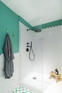 colourful bathrooms bathroom Colourful Bathroom Ideas: Inside Noé Prades' Forest 140752 200x300