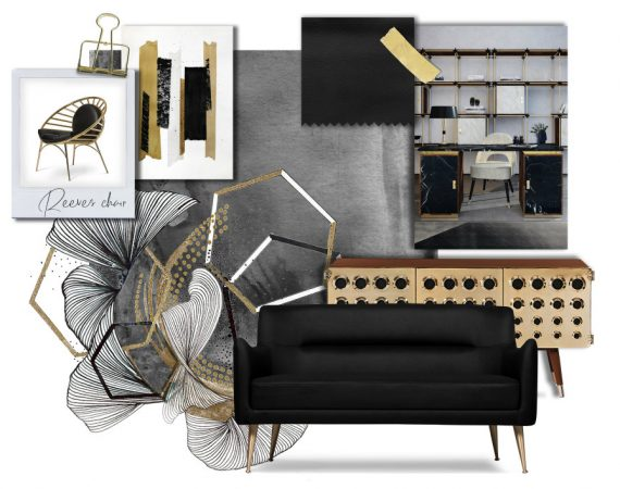 Black-and-Gold-5-Pieces-to-Sport-this-Timeless-Comb black and gold Black and Gold: 5 Pieces to Sport this Timeless Combo Black and Gold 5 Pieces to Sport this Timeless Combo 9 570x450 bathroom ideas Luxury Bathroom Ideas: Embrace Art Black and Gold 5 Pieces to Sport this Timeless Combo 9 570x450