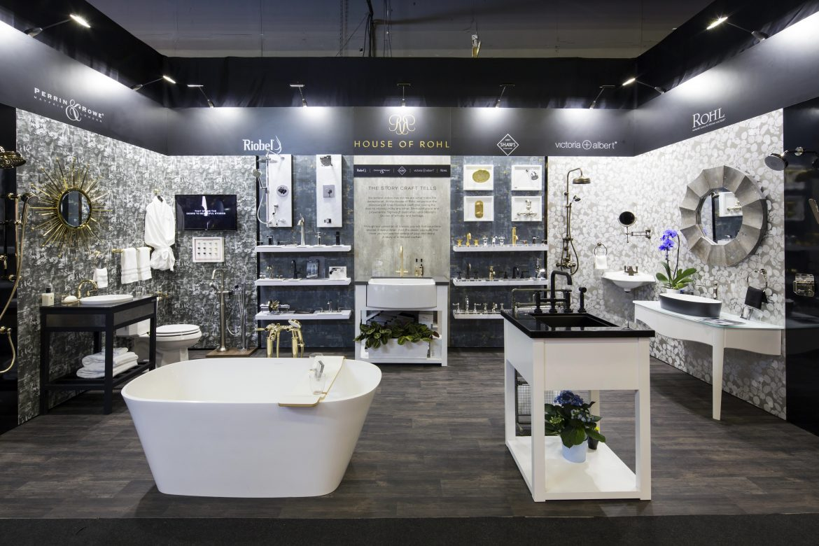 AD Show ad show AD Show: An Interior Design Haven In New York City Rohl scaled