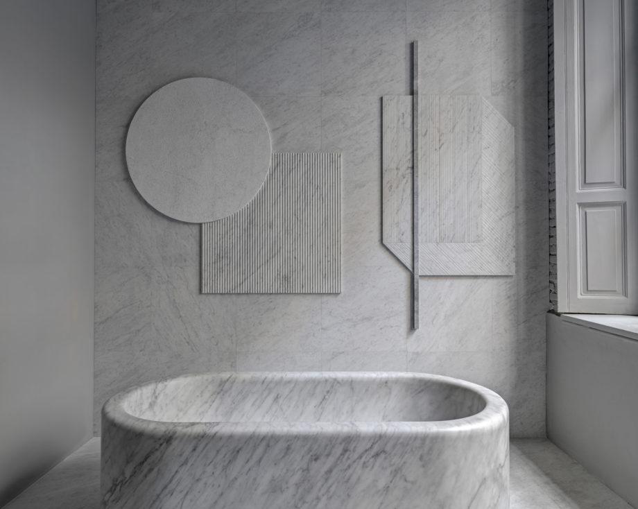 Hidden Rooms hidden rooms Hidden Rooms: A Showroom Becomes A Luxurious Funhouse Salvatori Showroom Milano 2019 01