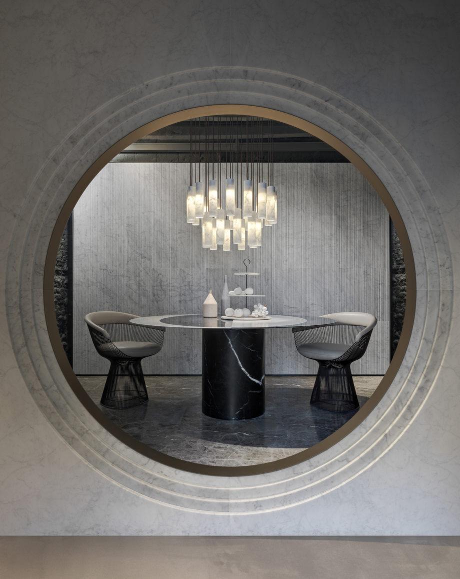 Hidden Rooms hidden rooms Hidden Rooms: A Showroom Becomes A Luxurious Funhouse Salvatori Showroom Milano 2019 02