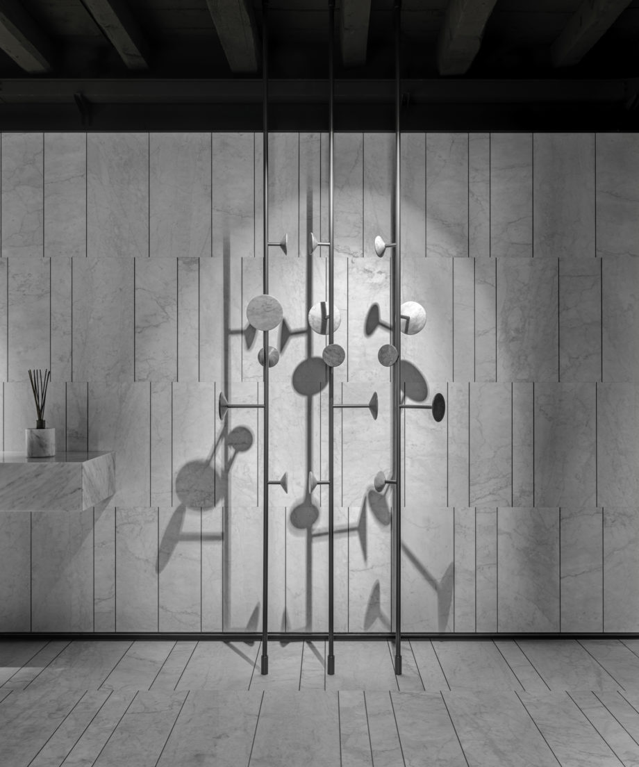 Hidden Rooms hidden rooms Hidden Rooms: A Showroom Becomes A Luxurious Funhouse Salvatori Showroom Milano 2019 03
