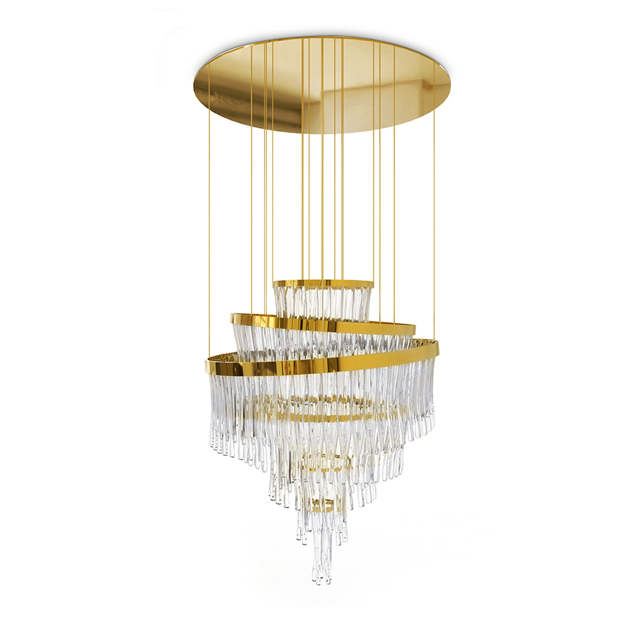 5 neoclassical pieces neoclassicism 5 Neoclassicism Inspired Pieces for Your Bathroom babel chandelier 01 HR