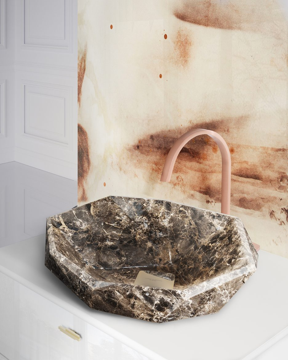 Vessel Sinks ATO Collection by Maison Valentina