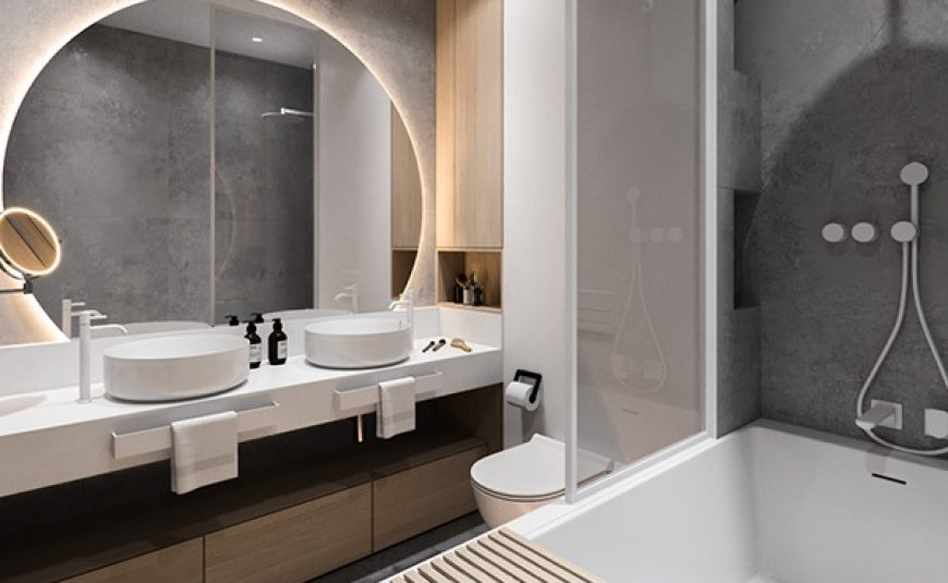 bathroom ideas Luxury Bathroom Ideas: Embrace Art 7 Bathroom Decor Instagram Accounts You Need to Follow Right Now 870x535