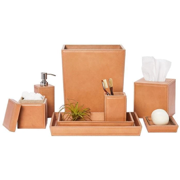 5-Outstanding-Leather-Bathroom-Accessories-to-Jazz-Up-Your-Decor bathroom accessories 5 Outstanding Leather Bathroom Accessories to Jazz Up Your Decor 5 Outstanding Leather Bathroom Accessories to Jazz Up Your Decor 6