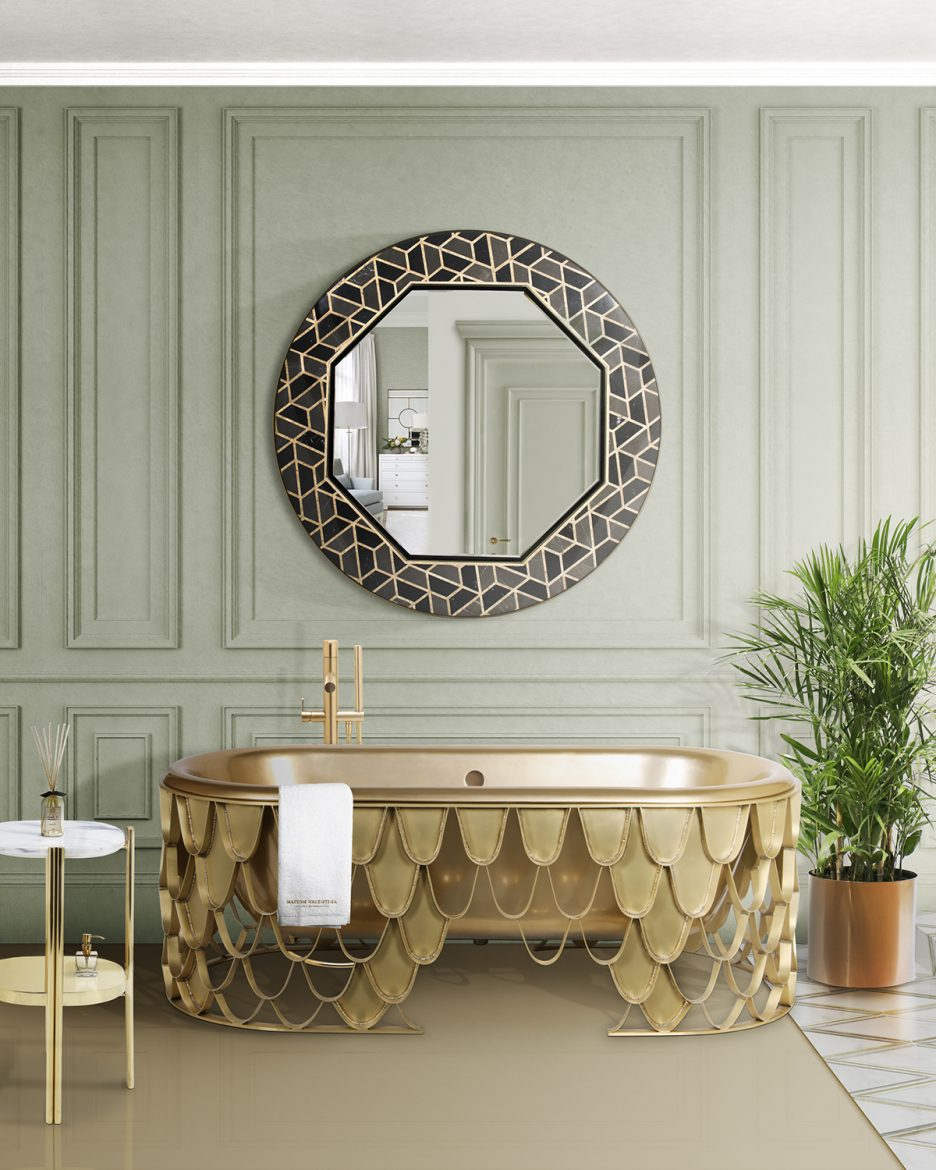 Rules-to-Create-an-Excellent-Eclectic-Bathroom eclectic bathroom 3 Rules to Create an Excellent Eclectic Bathroom Rules to Create an Excellent Eclectic Bathroom scaled