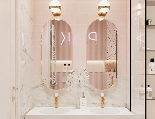 Balcon-Studio-is-the-Go-To-for-Pink-Bathroom-Inspiration pink bathroom Balcon Studio is the Go-to Inspiration for Pink Bathrooms Balcon Studio is the Go To for Pink Bathroom Inspiration 2 600x460